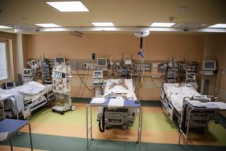 Ministerul Sanatatii anunta suplimentarea paturilor ATI din Bucuresti si Ilfov. Este analizata posibilitatea preluarii pacientilor COVID de celelalte spitale