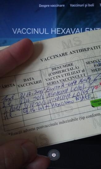 """Ministerul Sanatatii se lauda ca exista acum destule vaccinuri si acuza """"comentarii tendentioase"""", dar uita ca a fost criza luni de zile si n-a suflat un cuvant"""
