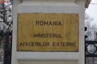 Ministerul de Externe le raspunde celor 12 state pe tema Codurilor Penale