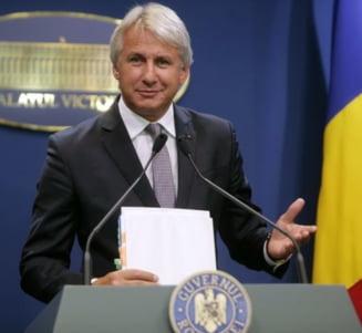 Ministerul de Finante a publicat vineri seara un nou proiect de buget, cu un deficit mai mare cu 1,3 miliarde lei UPDATE