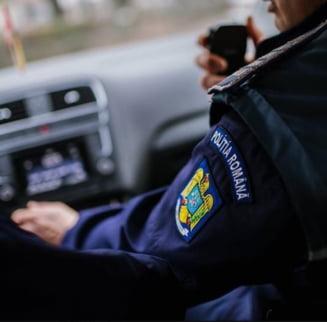 Ministerul de Interne anunta majorari salariale pentru o parte dintre politisti