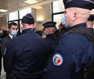 """Ministerul francez de interne anunta inspectii la 76 de moschei, intr-o actiune impotriva """"separatismului"""""""