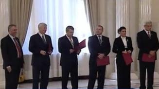 Ministri noi, probleme vechi