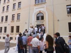 Ministrii agriculturii, din Romania si Kuwait, in vizita la fermele din Calarasi si Ostrov