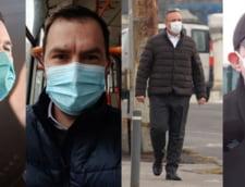 """Ministrii care au abandonat masinile de """"Vinerea Verde"""". Citu si Ciuca au mers pe jos la serviciu, Drula cu tramvaiul, iar Tanczos Barna si Bogdan Gheorghiu cu metroul"""