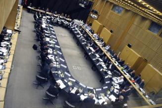 Ministrii de Finante din UE au respins cresterea cheltuielilor administrative