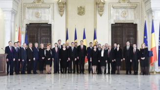 Ministrii lui Grindeanu au intrat in paine, tehnocratii pleaca la Bruxelles: Declaratii putine, ceremonii cu usile inchise