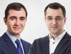 Ministrii propusi de USR PLUS. Stelian Ion la Justitie, Vlad Voiculescu la Sanatate si Claudiu Nasui la Economie