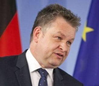 Ministru german: Ne intrebam ce s-a intamplat intr-un timp atat de scurt in Romania