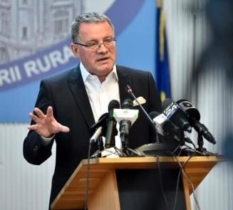 Ministrul Agriculturii: Despagubirile pe seceta si compensarea pierderilor in zootehnie, posibile doar prin suplimentarea bugetului cu aproximativ 400 de milioane de euro