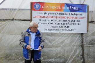 Ministrul Agriculturii neaga ca programul pentru crescatorii de porci are legatura cu fiul lui Dragnea. Ma voi duce sa il felicit!