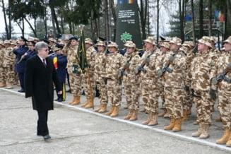 Ministrul Apararii: Armata nu este suficient de atractiva pe piata fortei de munca