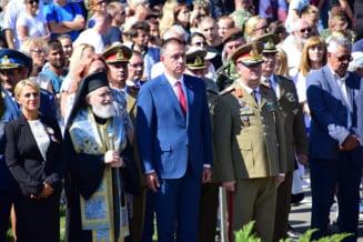 Ministrul Apararii: De la ocuparea ilegala a Peninsulei Crimeea, Rusia se invecineaza practic cu noi. Suntem pregatiti sa aparam aceasta parte a NATO