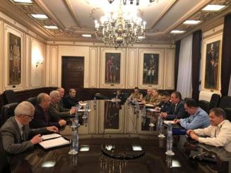 Ministrul Apararii: E important sa venim cu propuneri pentru eliminarea inechitatilor din pensiile militare