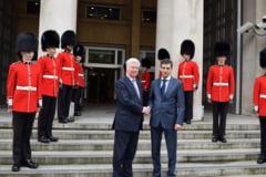 Ministrul Apararii, in vizita la Londra - ce a discutat cu omologul sau si cati militari britanici vin in Romania