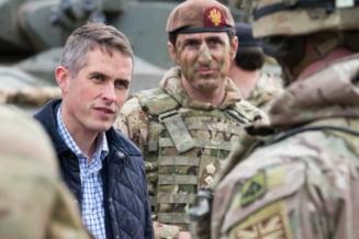 Ministrul Apararii de la Londra: Britanicii care s-au alaturat Statului Islamic ar trebui vanati si ucisi
