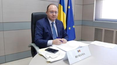 """Ministrul Aurescu, despre expulzarea unui diplomat roman din Rusia: """"Nu este nimic special in aceasta decizie. Se practica uneori intre state un astfel de raspuns"""""""
