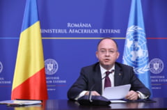 Ministrul Aurescu a sustinut la ONU ca pandemia afecteaza drepturile omului si libertatile fundamentale, cerand solidaritate si cooperare