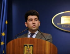 Ministrul Bugetului: Romania este cu moneda, armele si bagajele in Vest