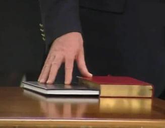 Ministrul Bugetului depune pana la urma juramantul - cand are loc evenimentul