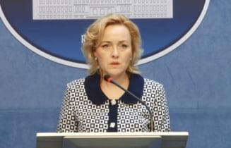 Ministrul Carmen Dan a dat noi detalii despre prinderea lui Ghita: Nu s-a opus retinerii. Era pur si simplu pe strada