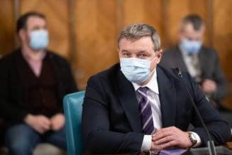 """Ministrul Cercetarii, Ciprian Teleman despre demiterea lui Vlad Voiculescu: """"Astazi premierul a picat un test de leadership"""""""