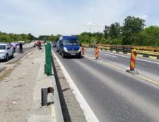 Ministrul Cuc, claxonat in timpul unei vizite pe autostrada Bucuresti-Pitesti: Nu mai furati! Huoooo!