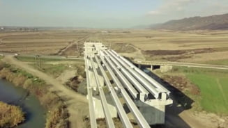 Ministrul Drula anunta iminenta reziliere a contractului de executie a lotului Chetani - Campia Turzii din autostrada A3