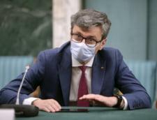 """Ministrul Economiei: """"Jumatate dintre mastile de pe piata nu protejeaza impotriva COVID. Toate mastile neconforme sunt din import"""""""
