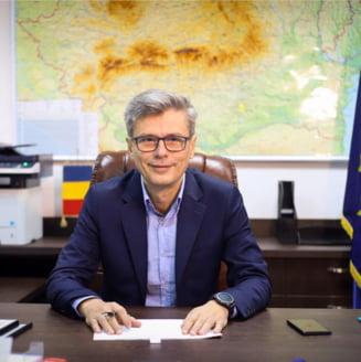 Ministrul Economiei, despre Gabriela Firea: Acuza de cateva zile sabotaje inchipuite