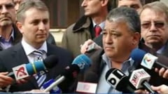 """Ministrul Economiei, intalnire de """"curtoazie"""" cu minerii: Ca sa ne cunoastem"""