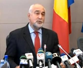 Ministrul Economiei explica proiectul problema cu disponibilizarile de la stat