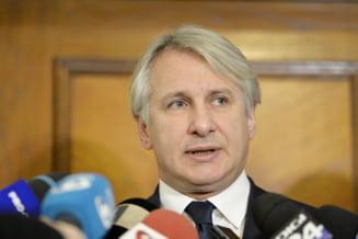 Ministrul Eugen Teodorovici a fost ales vicepresedinte al BERD