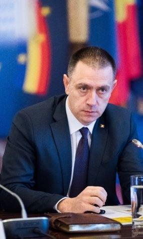 Ministrul Fifor acuza un protest politic: Pe unii ii deranjeaza ca se imbunatatesc conditiile de viata ale romanilor, ca au mai multi bani in buzunar