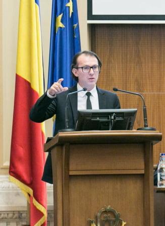 Ministrul Finantelor: Rectificarea bugetara va fi in jur de 26-27 noiembrie. Bugetul pe 2020, prezentat inainte de 20 decembrie