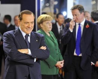 Ministrul Finantelor, despre Berlusconi: El este adevarata problema a Italiei