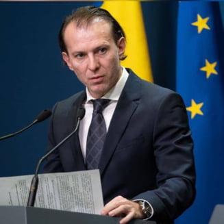 """Ministrul Florin Citu: """"Toate agentiile de rating vor retrograda instant Romania la junk. Vor fi romani care-si vor pierde casele luate pe credit"""""""