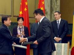 Ministrul Gerea a renuntat la un contract semnat in prezenta lui Ponta, in China: Nu s-a fructificat nimic
