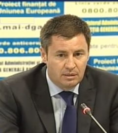 Ministrul Igas si imnul national (Video)