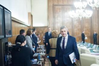 Ministrul Justitiei, Florin Iordache, si-a dat demisia