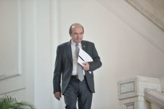 Ministrul Justitiei, Tudorel Toader, si-a dat demisia