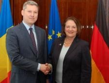 Ministrul Justitiei, in vizita oficiala in Germania