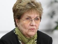 Ministrul Mariana Campeanu: Basescu este iadul pentru Romania