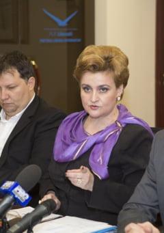Ministrul Mediului, Apelor si Padurilor, Gratiela Gavrilescu, la Galati: Riscam amenzi pentru managementul deseurilor
