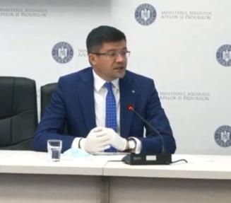 Ministrul Mediului denunta o campanie de fake news despre taierea padurilor: Niciun tren cu lemne nu a plecat in 2020 din Romania! (Video)