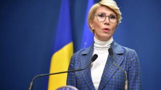 Ministrul Muncii, Raluca Turcan, vizita de lucru la Slatina