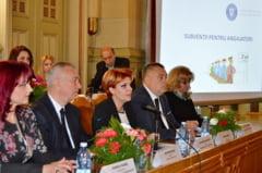 Ministrul Muncii si Justitiei Sociale, Lia Olguta Vasilescu, a participat vineri, la Craiova, la evenimentul care a marcat lansarea unui program-pilot de stimulare a ocuparii fortei de munca