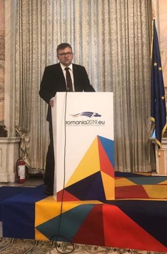 Ministrul Muncii spune ca, daca Iohannis ataca legea pensiilor la CCR, Guvernul poate face majorarile prin OUG