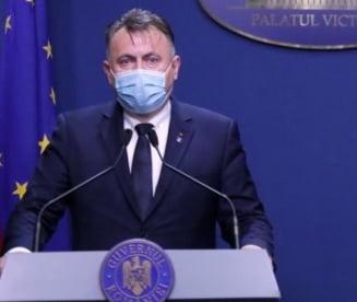 """Ministrul Nelu Tataru: """"Din respect pentru acesti oameni care au stat in casa, ar trebui sa ne gandim un pic mai tarziu la politica"""""""