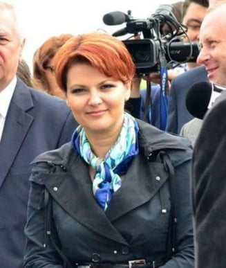 """Ministrul Olguta Vasilescu se bucura ca """"a castigat contra DNA"""", dupa ce instanta a retrimis dosarul la Parchet"""